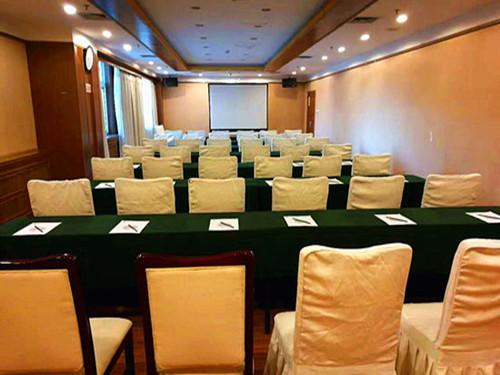红栌温泉山庄第七会议室