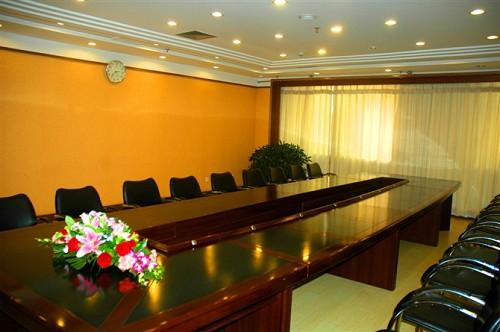 红栌温泉山庄第六会议室