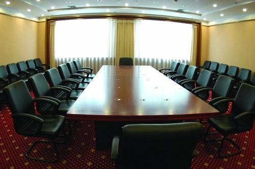红栌温泉山庄第三会议室