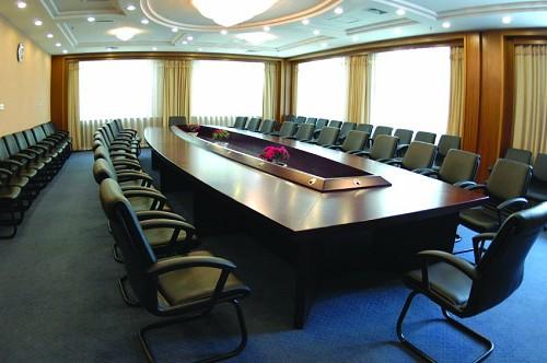 红栌温泉山庄第二会议室